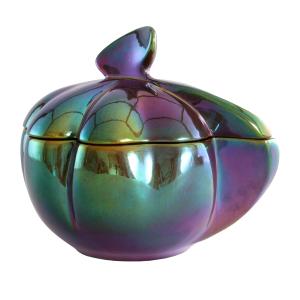 Zsolnay porcelán és az Eosin máz