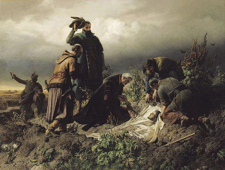 Szemelvények historikus festészetünk nagyjaitól