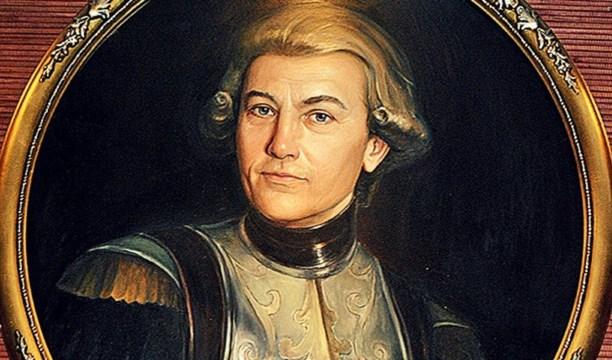 gróf Benyovszky Móric
