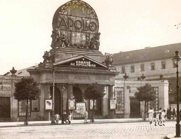 A mozi születése Magyarországon
