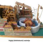 Esztergomi Malom-bástya és a reneszánsz vízgép