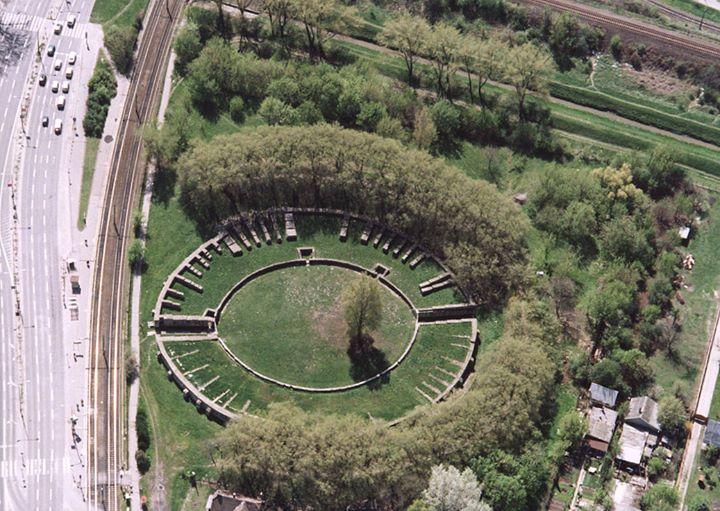 Az aquincumi polgárvárosi amfiteátrum