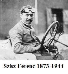 Szisz Ferenc az első Grand Prix győztes