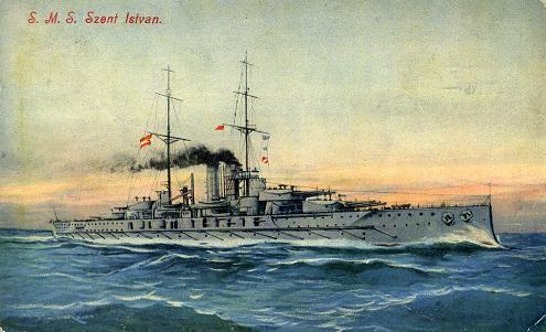 SMS Szent István csatahajó
