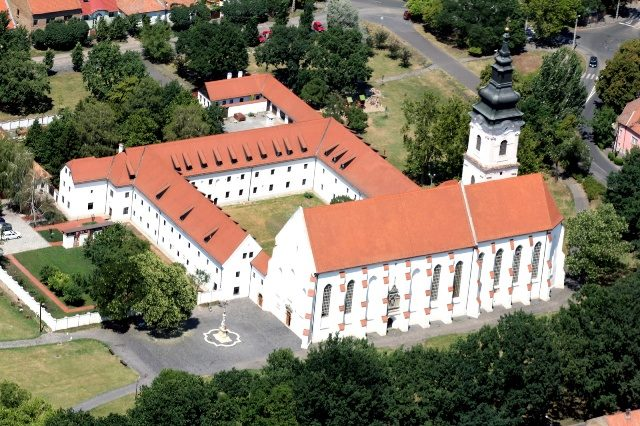 Szegedi Ferences templom