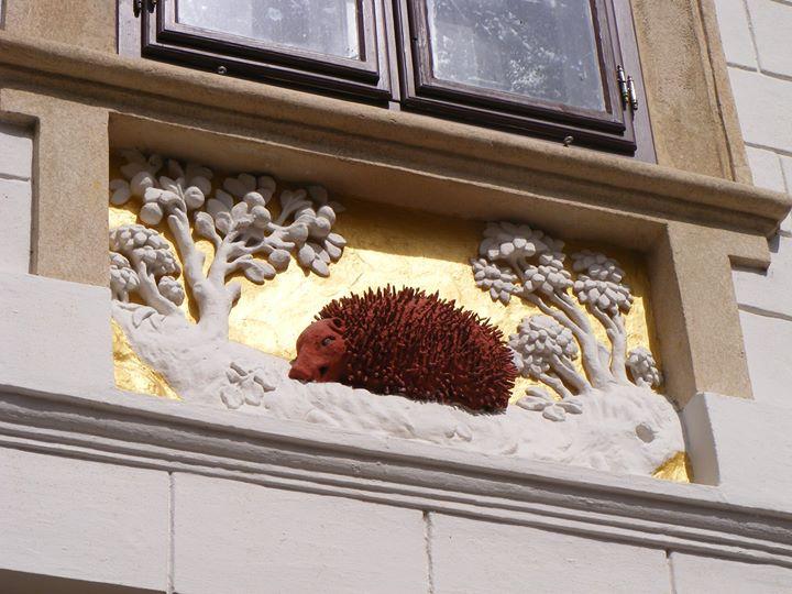 Vörös sün ház, Budapest legidősebb ma is lakott háza
