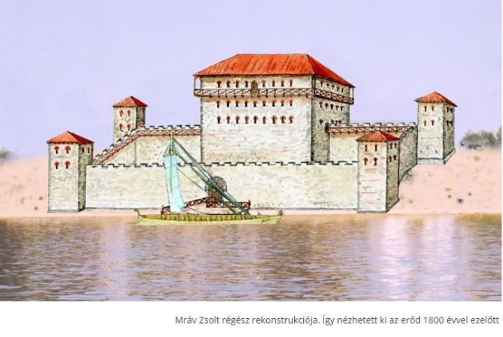 Dunakeszi késő-római kikötőerőd
