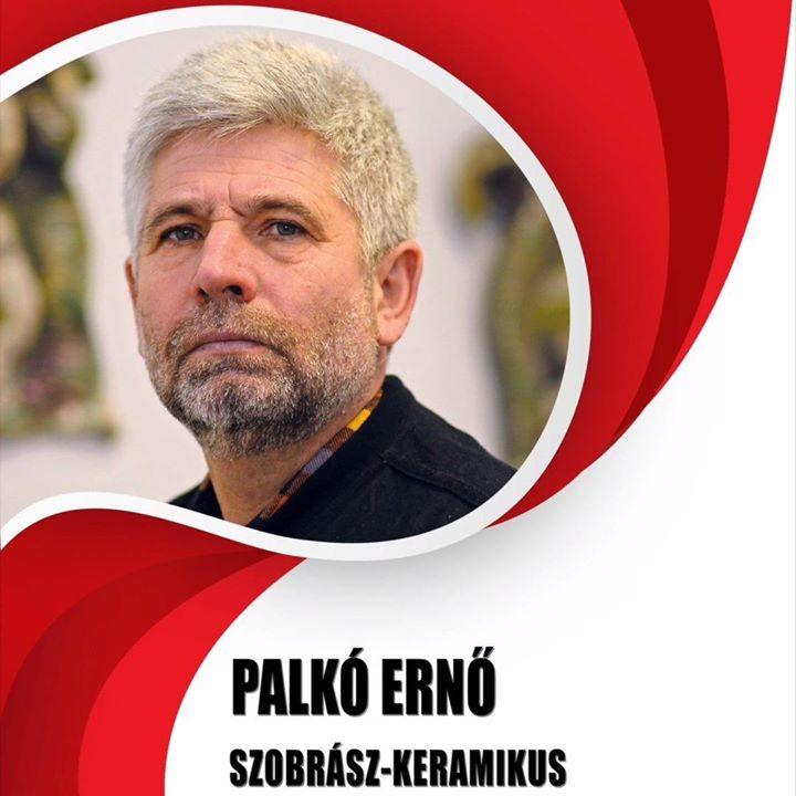 PALKÓ ERNŐ SZOBRÁSZ-KERAMIKUS