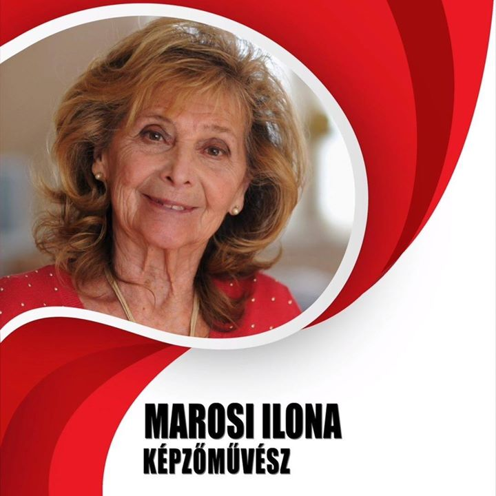 dr. Marosi Ilona képzőművész