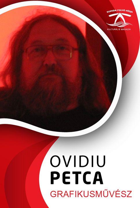 OVIDIU PETCA grafikusművész