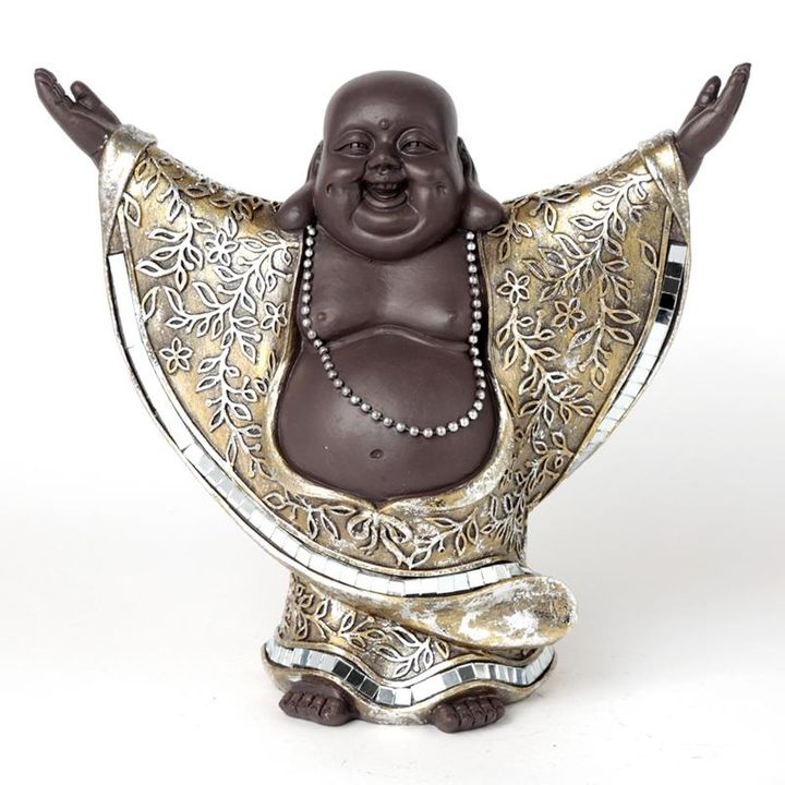 A NEVETŐ BUDDHA