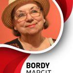 BORDY MARGIT festőművész, grafikus, költő