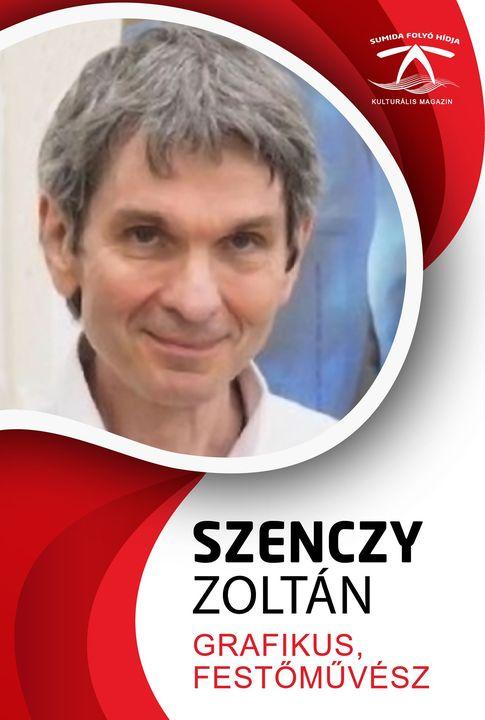 SZENCZY ZOLTÁN festőművész, grafikus
